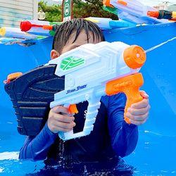 파워 물총 대형 워터건 (W11. 빅스트림 블라스터)