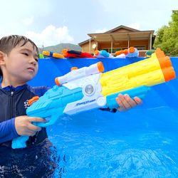 파워 물총 대형 워터건 (W10. 더블샷 스카우터)