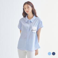 [클라비스] 마린FG스트라이프셔츠2colorsCVYWB2601Q