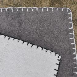 스티치 클래식 코튼 발매트 (40x60cm)