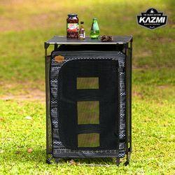 카즈미 캠핑테이블 IMS 캐비닛 550
