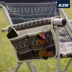 카즈미 캠핑용품 감성 사이드 포켓 (그레이)