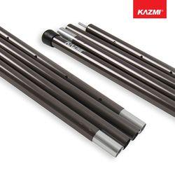 카즈미 캠핑용품 알루미늄 폴대 4단조절 (280)