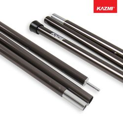 카즈미 캠핑용품 알루미늄 폴대 5단조절 (250)