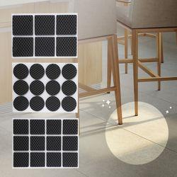 소음방지패드 바닥긁힘 방지패드 의자 가구 바닥보호