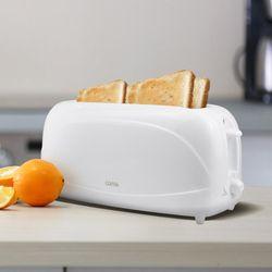 롱 슬롯 4 슬라이스 식빵 팝업 토스터기