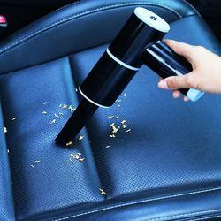 초강력 차량용 핸디형 미니 무선 진공 청소기