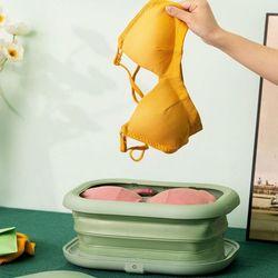 휴대용 접이식 다용도 양말 속옷 팬티 살균건조기