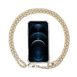 크리츠 댕글 펄골드 핸드폰 목걸이 케이스 아이폰12 갤럭시S21