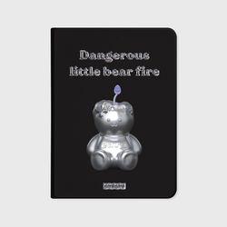 LITTLE FIRE STEEL COVY-BLACK(아이패드-커버)