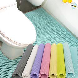 미끄럼방지매트 (중) 화장실매트 발매트 욕실매트 발판