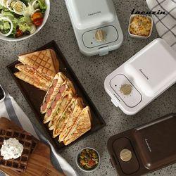 에센셜 와플 & 샌드위치 메이커 LCZ1072 시리즈