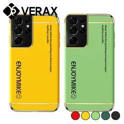 아이폰11PROMAX 프로맥스 골드라인 하드 케이스 P634