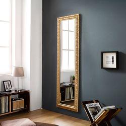 디자이너스룸 리아 슬림 앤티크 전신 벽 거울