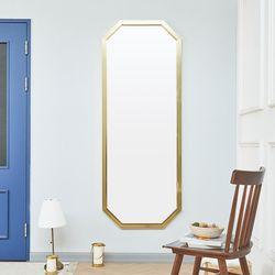디자이너스룸 리아 팔각 벽걸이 전신 거울 650