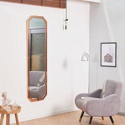 디자이너스룸 리아 팔각 벽걸이 전신 거울 490
