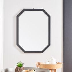 디자이너스룸 리아 팔각 인테리어 벽 거울 680