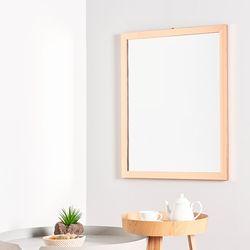 디자이너스룸 리아 사각 인테리어 벽 거울 680