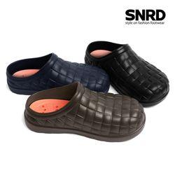 신발 클로그 사무실슬리퍼 실내화 주방화 SN593(첵스멀티슬리퍼)