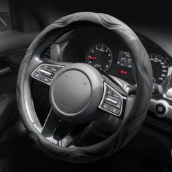(PMC)시크릿 차량용 웨이브 실리콘 핸들커버 ha031