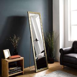 [디자이너스룸] 리아 슬림 메탈 전신 스탠드 거울