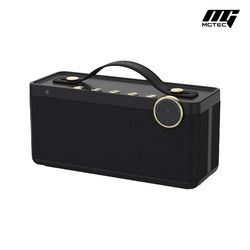 엠지텍 GB770PLUS 무선 블루투스 스피커 리얼우퍼 레트로 디자인