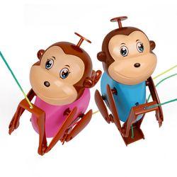 줄타는 움직이는 소리나는 원숭이 장난감 피젯 토이