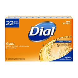 다이알 비누 골드 113g 22팩 Dial Deodorant Soap 22pack