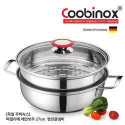 [쿠비녹스]  레인보우 찜전골냄비 (27cm) (CO-10-05)