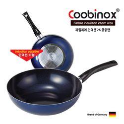 [쿠비녹스]  파밀리에 26cm IH 궁중팬 (CO-20-03)
