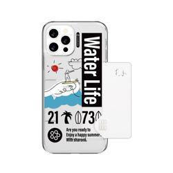 샤론6 아이폰 카드 쏙 핸드폰 디자인 폰 케이스 서퍼라이프