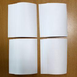 방수투습지20장세트  제습제 리필 만들기