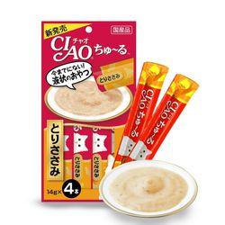 이나바 챠오츄르 - 닭가슴살(4개입) X48개