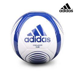 아디다스축구공스타랜서CLB 5호(화이트로얄블루GU0248)