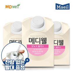 메디웰 당뇨식플러스 1박스 (200ml x 30팩) 환자식 식사대용