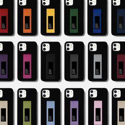 행온(30mm) 블랙에디션(글로시 젤리) 시리즈