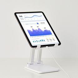 TRENIT 높이조절 태블릿 아이패드 거치대 2종