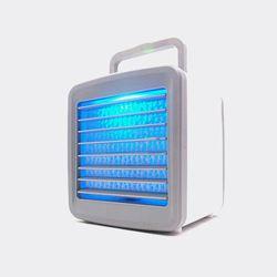 LED 탁상용 수냉식 무선 미니 냉풍기