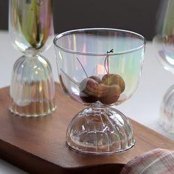 티니블랑 와인잔 투투글라스 샴페인잔 오로라 술잔