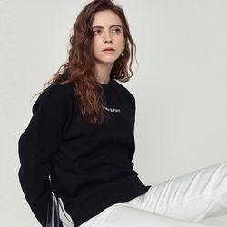 (UNI) Giverny Sweatshirt_Black(ITEM16FUNOE)