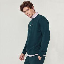 라비착용 (UNI) Giverny Sweatshirt_Green(ITEMMNYA558)
