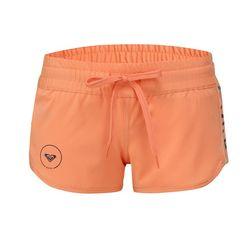 록시 여성 오렌지 보드숏 반바지 수영복 (RA21BS212NHJ)(NEW8CV63VL)