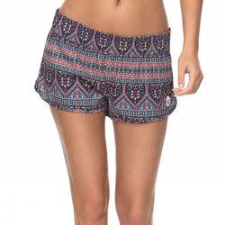 록시 여성 프린트 패턴 보드숏 수영복 (R821BS175BN5)(NEWQE2C3V9)
