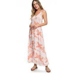 록시 여성 프린팅 슬리브리스 원피스 드레스 (R921DR247XWN)(NEW3IGEQQQ)