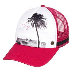 록시 여성 하와이안프린팅 매쉬 트러커 캡 모자 (RA23CP165MQT)(NEWJA6NA02)