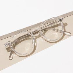 RECLOW E527 CRYSTAL GLASS 안경(ITEM8GRNDTG)