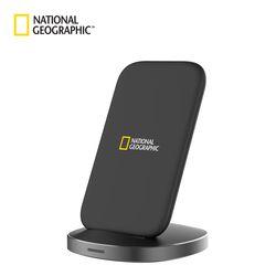 내셔널지오그래픽 데스크 모바일 고속 무선충전 거치대 NGM-FWDC