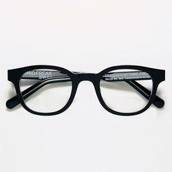 스웨이 블랙 클리어 아세테이트 안경(ITEM0UVWP43)
