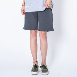 TDTY LOGO PIGMENT DYED SHORTS / Black(ITEMLOY2PUR)