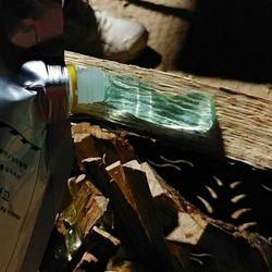 에탄참젤 캠핑 액체 비상연료 에탄올 착화제 500ml